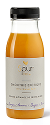 Smoothie fruits exotique